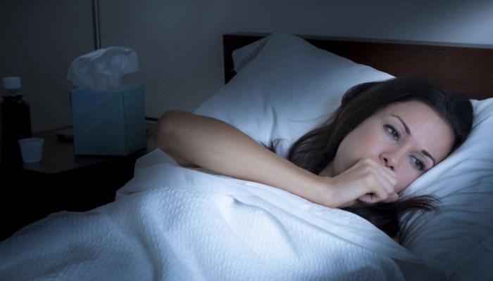 Cómo quitar la tos nocturna
