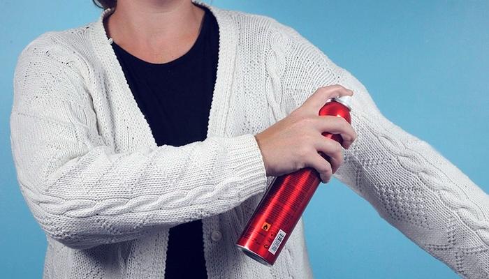 cómo quitar electricidad estática de la ropa rápidamente