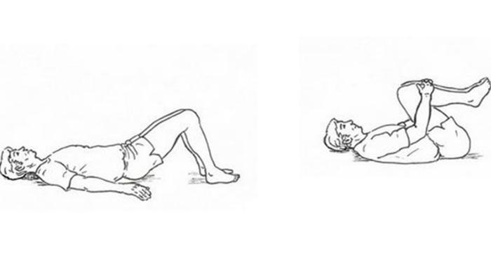 Ejercicios a realizar en casa para quitar el dolor del lumbago