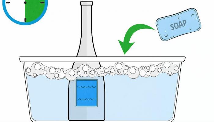 cómo quitar pegamento del cristal
