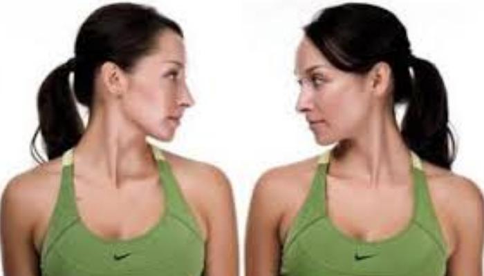 Ejercicios de rotación para quitar contracturas del cuello