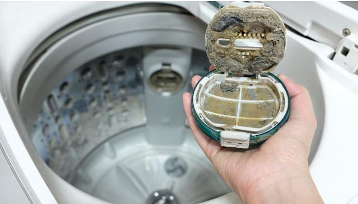 Cómo quitar moho de la lavadora