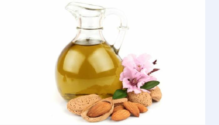 Aceite de oliva o almendras:
