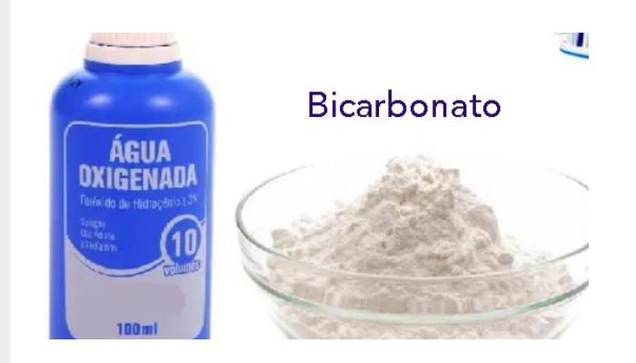 Agua Oxigenada y Bicarbonato de Sodio para quitar rotulador permanente de la ropa