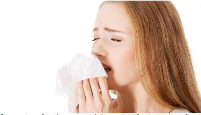 Cómo quitar el constipado