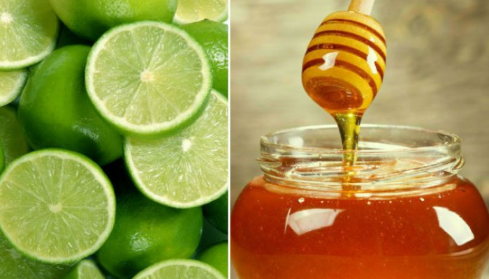 Miel y Limón para quitar el constipado