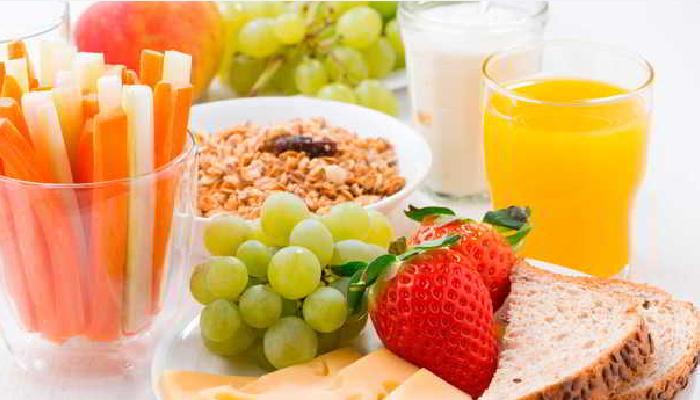 Dieta para quitar la celulitis rápido: