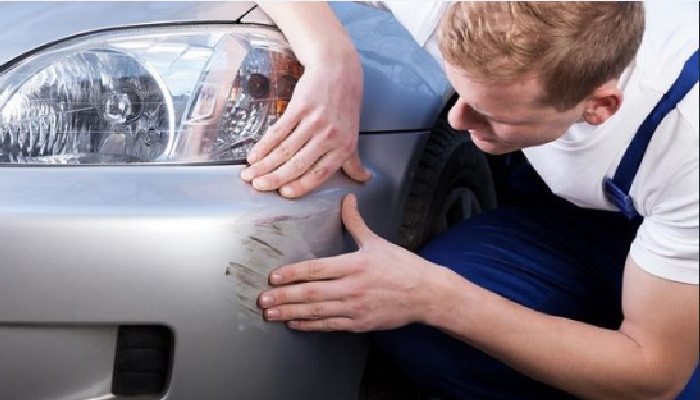Cómo quitar rayones del carro