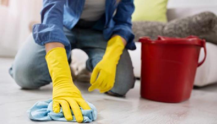 Cómo quitar pintura del piso