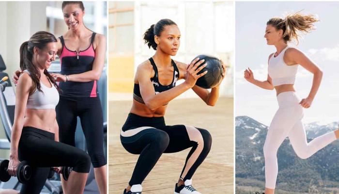 A ejercitarse para estar en forma y quitar la grasa de las piernas rápidamente