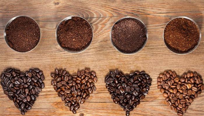 Exfoliante a base de café molido