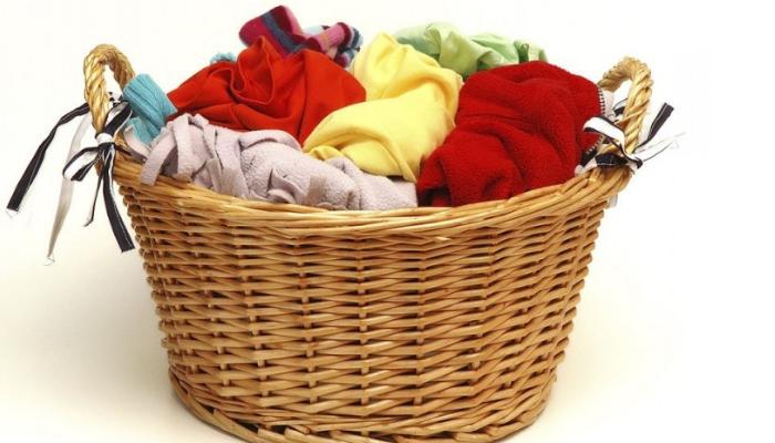 Recuperar la ropa con tinte químico: