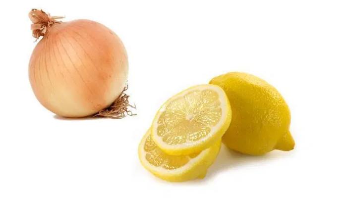 Sal, Limón y Cebolla para exfoliar tus pies y quitar un callo