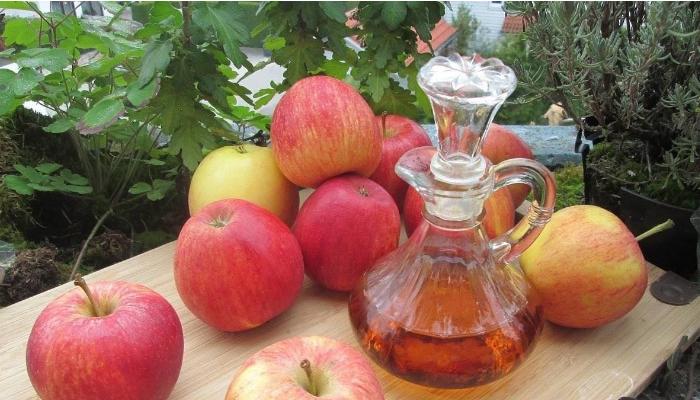 Vinagre de manzana para quitar papiloma