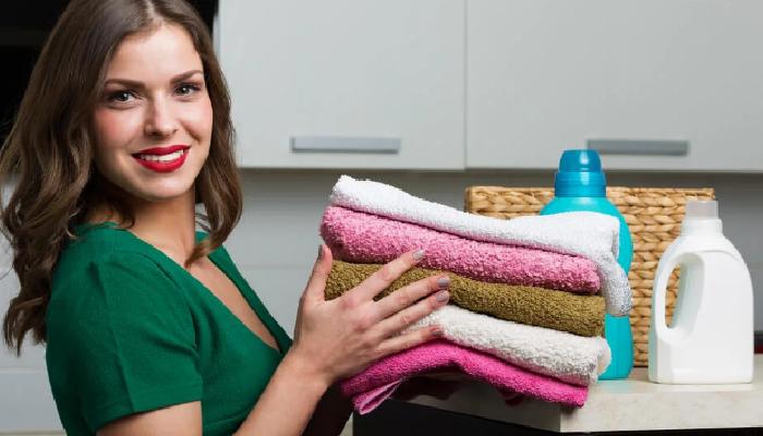 Cómo quitar el mal olor de las toallas y que estén siempre frescas.