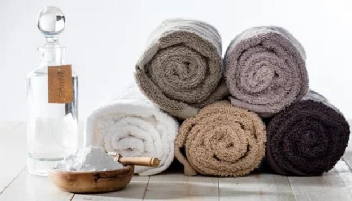 Cómo quitar el mal olor de las toallas y guardarlas bien.