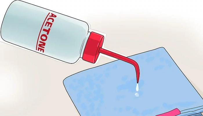 Cómo quitar loctite con acetona