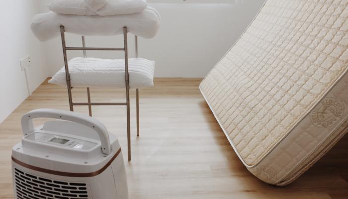 Soluciones rápidas para quitar manchas y secar un colchón