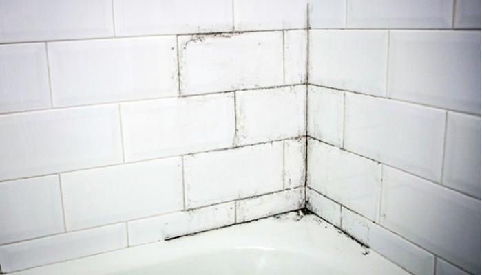 Quita el moho del baño con trucos caseros