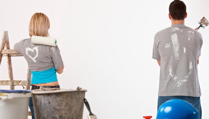 ¿Cómo quitar m anchas de pintura? prueba estos trucos