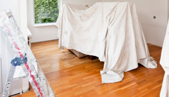Prevencion para evitar quitar manchas de pintura