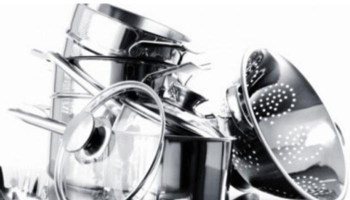Limpia tu cocina y quita el óxido del aluminio