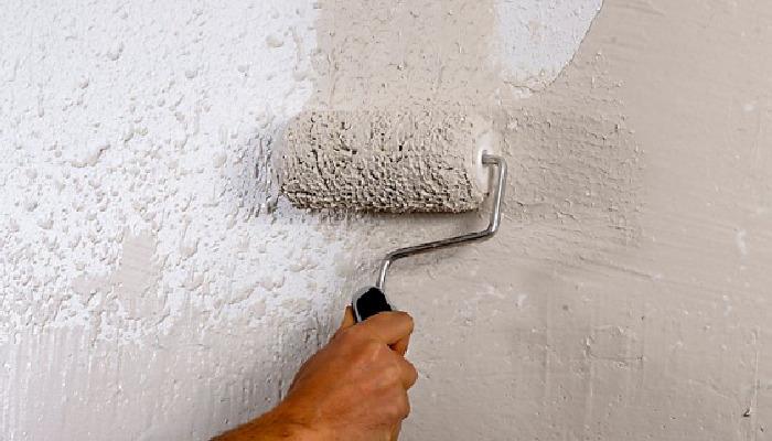 Pasos, pasos para quitar el gotelé al temple de una pared