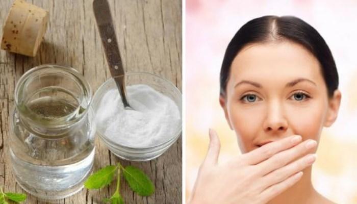 Cómo quitar el mal aliento con remedios naturales