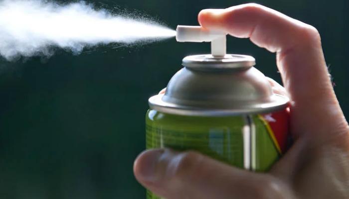 Cómo quitar un panal de avispas con insecticida