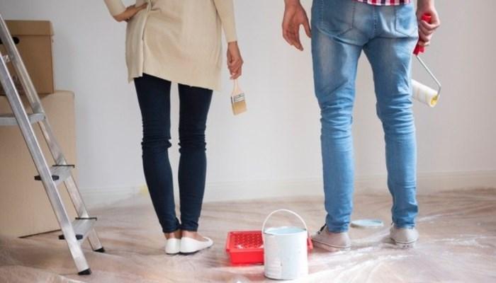 materiales para quitar el gotelé de una pared