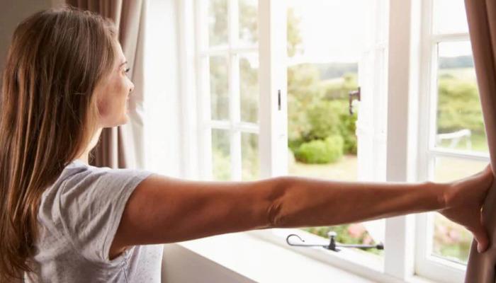 Mantén una buena ventilación y fuera la humedad de la casa