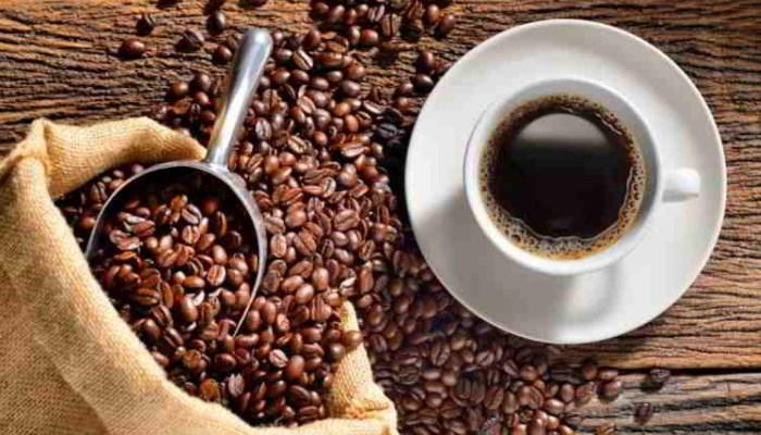 Cómo quitar la papada con café