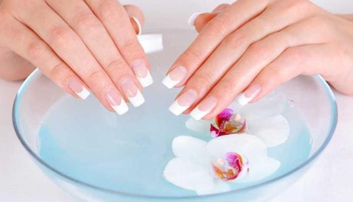 Cómo quitar las uñas de gel primer paso