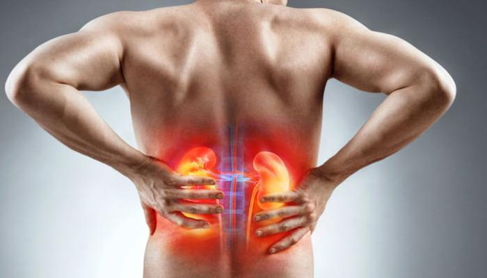 Cómo quitar el dolor de riñón