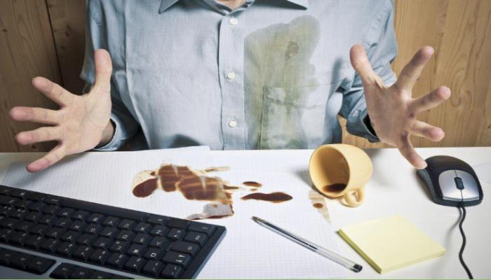 Leer este articulo te resultará efectivo para quitar manchas de café