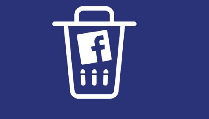 cómo quitar Facebook