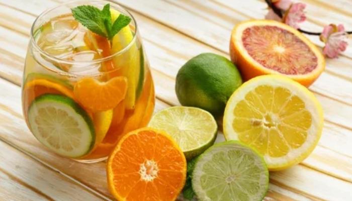 La generosidad de los citricos ricos en vitamina C, te ayudarán a quitar el dolor de espalada