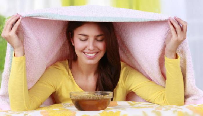 Elimina el resfriado disfrutando vapores de eucalipto
