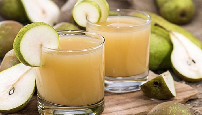 La suavidad de la pera es excelente para sanar cualquier problema estomacal y la acidez
