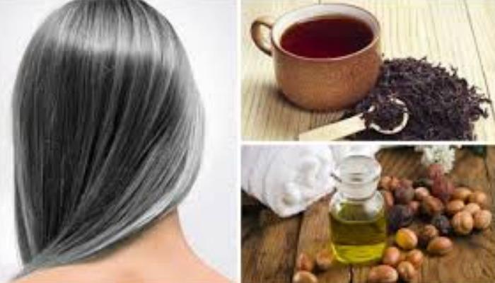 Las nueces negras le devolverán el color a tu pelo al eliminar las canas de manera efectiva.
