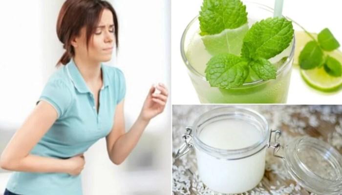 Cómo quitar las náuseas con remedios caseros y naturales
