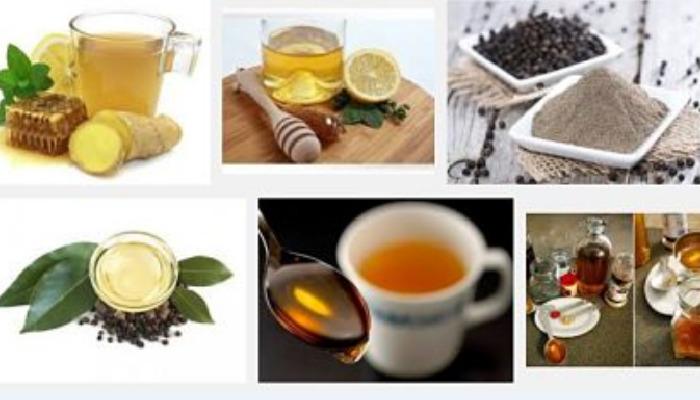 Productos naturales para quitar tos seca