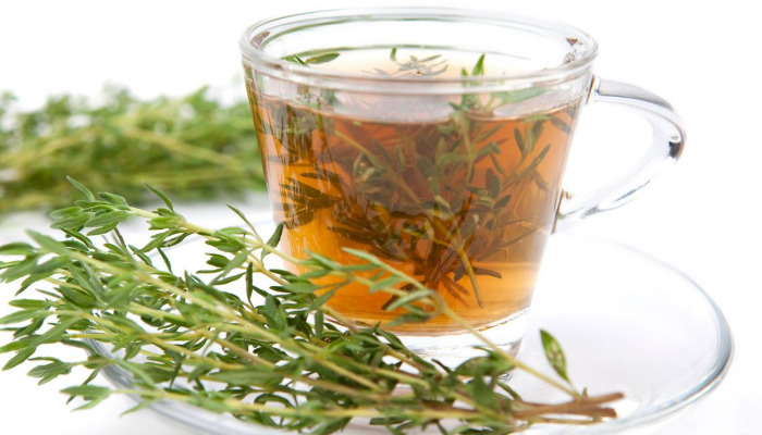 El tomillo por sus propiedades antitusiva y antibacterianas pueden ayudarte a quitar la tos