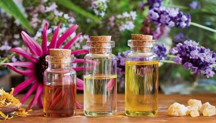 Para eliminar las molestias de un espolón, los aceites esenciales son ideales