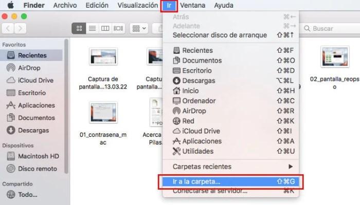 ¿Cómo eliminar aplicaciones en Mac?
